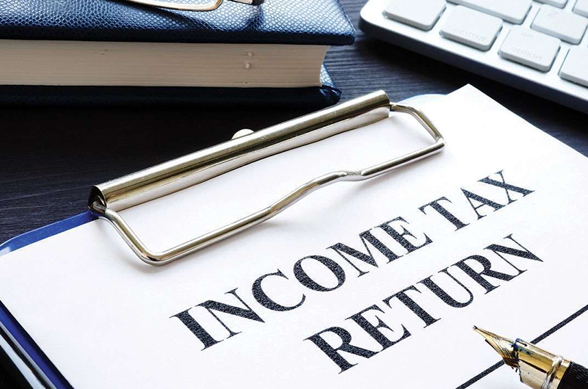 Income Tax Filing & GST Statements
