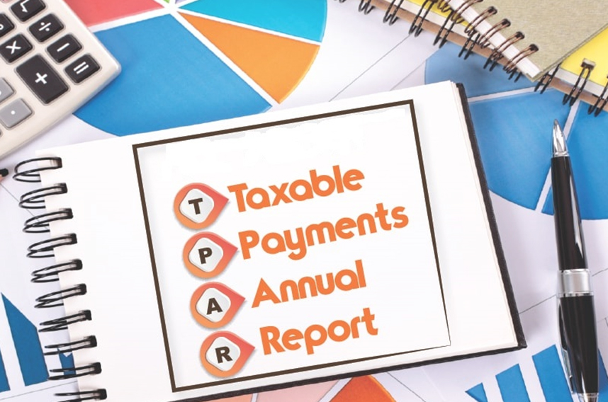 Taxable Payment Annual Report